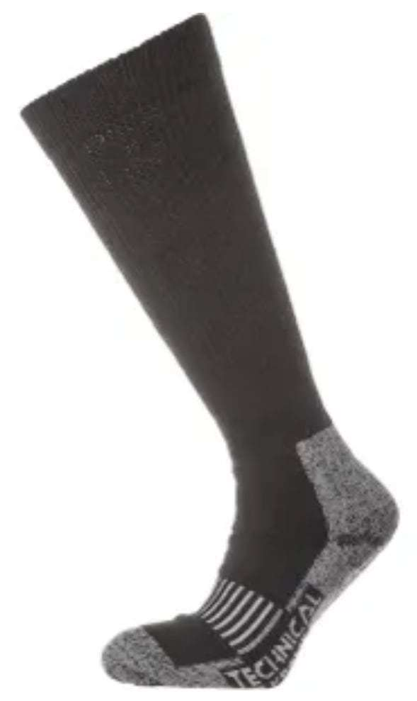 Lange Thermosocken (1Paar)